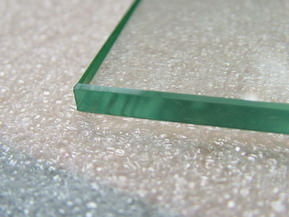 Fire resistant glass STG